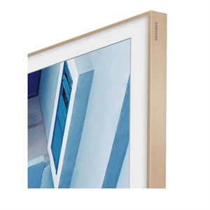 "Samsung 55"" Customizable Frame for 2020 Frame TV (beige)"