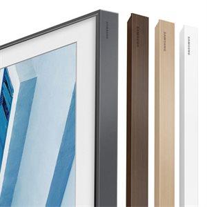 """Samsung 65"""" Customizable Frame for Frame TV (light wood)"""
