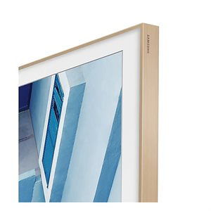 "Samsung 43"" Customizable Frame for Frame TV (beige)"