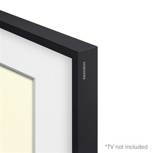 """Samsung 55"""" Customizable Frame for Frame TV (black)"""