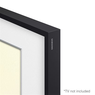 "Samsung 65"" Customizable Frame for Frame TV (black)"