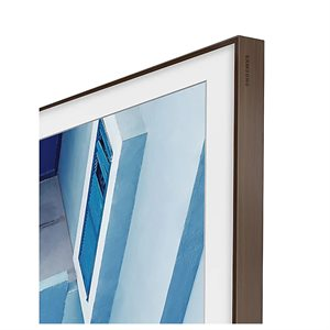 "Samsung 65"" Customizable Frame for Frame TV (brown)"