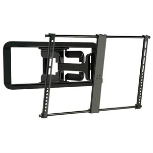 "Sanus 51""–70"" Super Slim Full-Motion Wall Mount"