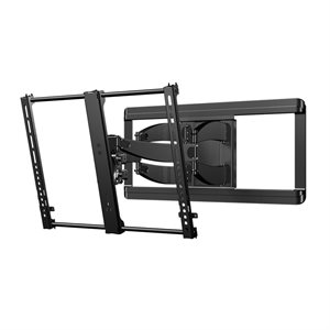"Sanus Full-Motion+ Mount For 46"" - 90"" flat-panel TVs up 150 lbs."