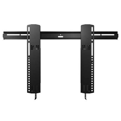 "Sanus 51""–80"" Flat-Panel TV Slim Tilting Wall Mount (black)"