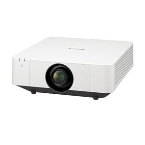Sony Pro WUXGA 3LCD 5,100 Lumens Laser Projector (white)