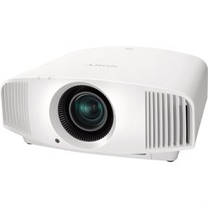 Sony Full 4K UHD HDR Front Projector (white)