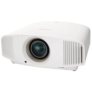 Sony 4K SXRD Home Cinema Projector 1800 Lumens (white)