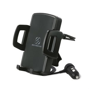 Scosche Qi Wireless Charging Universal Vent Mount