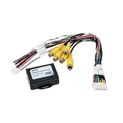PAC Intelligent 4-Camera Switcher