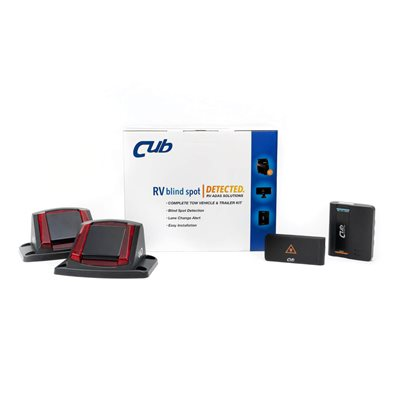 CUB RV Towable BSD Kit w /  30ft cable ADI
