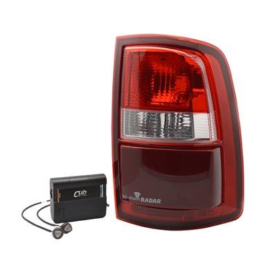 CUB 2014-2017 Dodge RAM 1500 Tail Lamp Integrated BSD