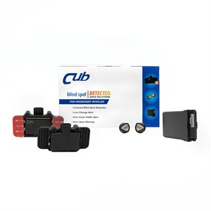 CUB Universal Vehicle Blind Spot Detection Kit