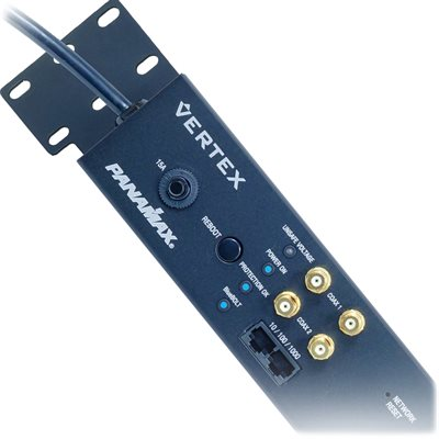 Panamax 15 Amps BlueBOLT Vertical Power Cond w / 12 Outlets
