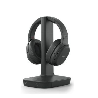 Sony Digital Wireless Surround Headphones for TV(black)