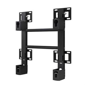 """Samsung Wall Mount for Flat Panel Display - 75"""" Screen Support"""