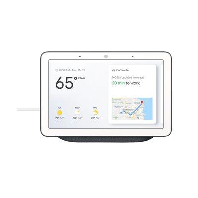 Google Home Hub w /  Google Assistant (charcoal)