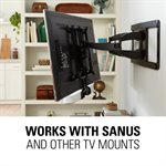 Sanus - Soundbar Mount Designed for Sonos Beam