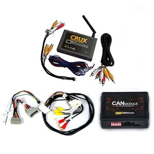 Crux 2007–14 Chrysler / Dodge / Jeep Wi-Fi Connectivity MYGIG