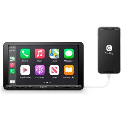 "Sony 9"" Apple CarPlay / Android Auto Media Receiver w / HDMI"