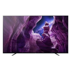 "Sony 65"" 4K OLED HDR TV w /  X1 Ultimate Processor & Acoustic Surface Audio"