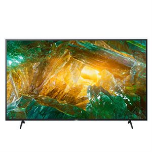 """Sony 75"""" 4K Smart Android Ultra HDTV with HDR"""