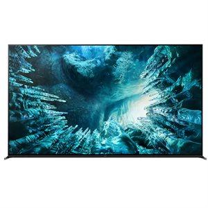 Sony 75 8K Smart Ultra HDTV w / Full Array & HDR