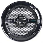 """Sony Marine 6.5"""" Dual Cone Speakers (black, pair)"""