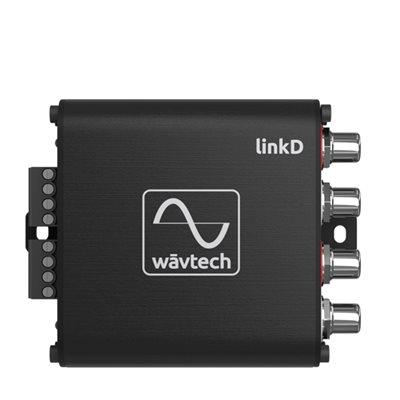 Wavtech 2CH Line Output Converter / Line Drive