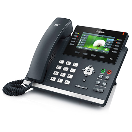 RingCentral Yealink Phone