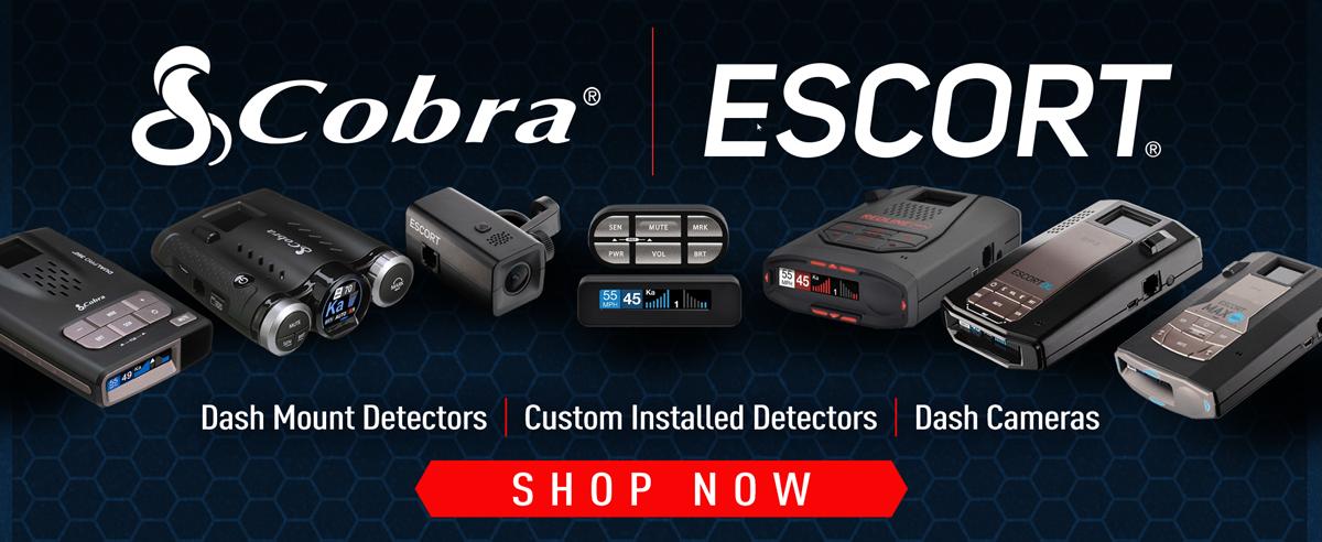 Cobra and Escort Products